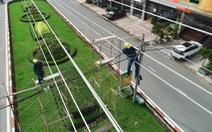 Vận hành đường dây 110kV Phú Lâm - Bình Phú: Nâng cấp lưới điện phía tây TP.HCM