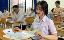 Nhiều đại học có điểm sàn xét tuyển 18