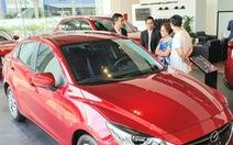 Giá tính lệ phí trước bạ ôtô: giảm cho xe trong nước, tăng với xe nhập ngoại