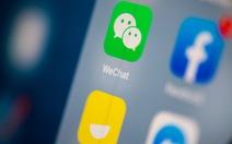 Trung Quốc cảnh báo tẩy chay hàng Apple nếu Mỹ cấm WeChat