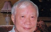 Giáo sư toán học Đặng Đình Áng qua đời ở tuổi 94
