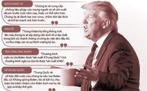 Donald Trump  - người ghét  thua cuộc