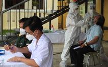 Xét nghiệm COVID-19 đại diện gia đình trên toàn Đà Nẵng