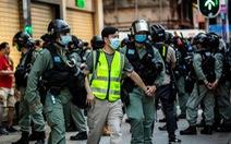 Cảnh sát Hong Kong xài luật an ninh quốc gia kiểu hồi tố để bắt người?
