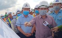 Cuối tháng 12 phải xong dự án nâng cấp đường băng Tân Sơn Nhất