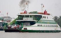 TP.HCM lùi ngày khánh thành phà biển đầu tiên từ Cần Giờ đi Vũng Tàu