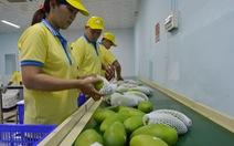 Cục Bảo vệ thực vật sẽ làm việc với hải quan Trung Quốc về chuyện trái cây mạo danh
