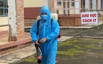 Thêm 41 ca mắc COVID-19, trong đó có 1 công an canh phạm nhân nằm viện