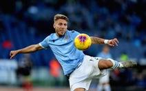 Ciro Immobile chấm dứt chuỗi thống trị của Messi