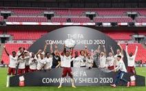 Hạ Liverpool sau loạt 'đấu súng', Arsenal đoạt Siêu cúp Anh 2020