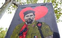 Messi 'hóa' thành huyền thoại Che Guevara