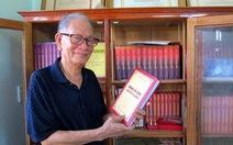 Quên mình đã nghỉ hưu, in 17 cuốn sách để lật mở lịch sử một thời