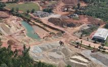 Phạt 16 triệu đồng vì bêtông hóa quần thể núi Con Voi