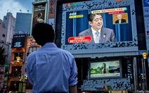 Nhiều câu hỏi sau khi ông Abe từ chức