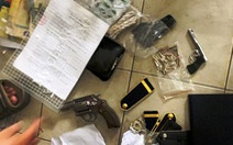 Điều tra vụ bảo vệ Bệnh viện quận 9 tàng trữ 3 khẩu súng, có dấu hiệu cưỡng đoạt tài sản
