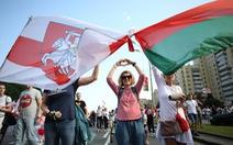 Người biểu tình đòi Tổng thống Lukashenko từ chức ngay trong ngày sinh nhật