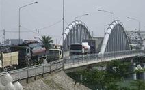 TP.HCM điều chỉnh giao thông qua cầu Tân Thuận 1 và 2