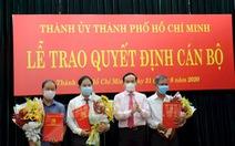 Phó chủ tịch UBND quận 7 làm phó bí thư Huyện ủy huyện Bình Chánh