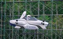 Nhật Bản hoàn thành thử nghiệm ôtô bay