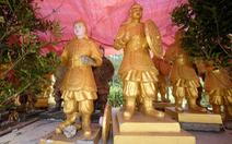 'Tượng Trung Quốc chuyển lên Đà Lạt': Bên mua chưa trình được giấy tờ xuất xứ