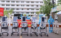 Người chơi lan 'tiếp sức' Bệnh viện Đà Nẵng 5 máy thở trị giá 2,75 tỉ