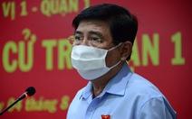 Chủ tịch Nguyễn Thành Phong: 114 người nhập cảnh trái phép ở TP.HCM, đa số Trung Quốc