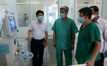 Thứ trưởng Bộ Y tế: đỉnh dịch là 10 ngày tới, người dân phải cẩn thận hơn nữa