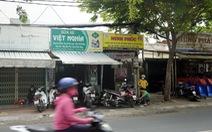 Vũng Tàu: dãy kiôt cho cán bộ phường thuê, chục năm đòi chưa xong