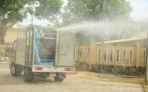 Thông tin mới nhất về bệnh nhân 964: Từng tham gia lớp điều dưỡng ở Quảng Nam