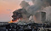 Nổ lớn ở Lebanon, ít nhất 70 người thiệt mạng và gần 4.000 người bị thương