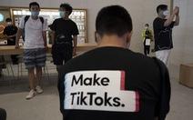 Ông Trump nói bên mua TikTok chịu 'lại quả' lớn cho Bộ Tài chính Mỹ