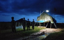 Lính biên phòng canh COVID-19 ở 'phên giậu' phía Nam