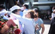 25 y bác sĩ Bình Định lên đường ra Đà Nẵng: Vững niềm tin chiến thắng dịch
