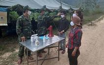 Quảng Bình lập 30 điểm chốt chặn, kiểm soát chặt hơn 220km biên giới Việt - Lào