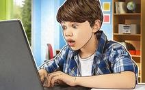 Nhiều trẻ em Việt tăng chơi game và mua sắm trên mạng