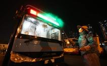 Cách ly giám đốc xí nghiệp xe buýt và 35 nhân viên tiếp xúc trực tiếp bệnh nhân COVID-19