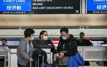 Mỹ tăng cường lục soát người Trung Quốc ở sân bay