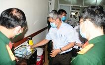 Thứ trưởng Nguyễn Trường Sơn: Dự kiến đỉnh dịch trong 10 ngày tới