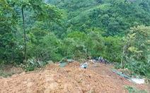 Sạt lở đất ở Lào Cai, hai vợ chồng tử vong
