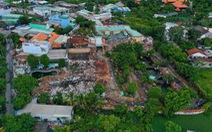 Đã tháo dỡ khoảng 90% diện tích vi phạm của Gia Trang resort