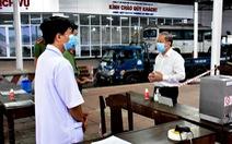 Huế: Mở rộng diện xét nghiệm PCR đối với người qua những điểm có dịch