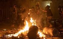 Bắt 16 người liên quan vụ nổ kép ở Lebanon, người dân biểu tình bạo loạn