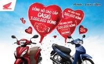 Honda Việt Nam dành ưu đãi hấp dẫn mùa tựu trường cho khách hàng mua xe
