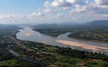 Mực nước sông Mekong thấp kỷ lục, kêu gọi Trung Quốc xả nước