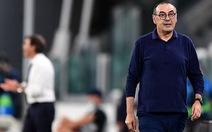 Bị loại ở Champions League, Juventus sa thải Sarri