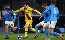 Vòng 16 đội Champions League: Mang giáp sắt đến Nou Camp
