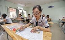 Sáng nay 9-8, hơn 870.000 thí sinh thi môn văn tốt nghiệp THPT