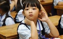 Sáng nay 1-9: hơn 1 triệu học sinh TP.HCM tựu trường