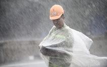 Ngày 1-9, TP.HCM tăng mưa, kèm lốc, gió mạnh