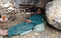 Nhọc nhằn đời phu đá - Kỳ 2: Mồ hôi thấm vào đá